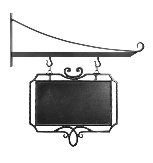 サインプレート「SN-004-M」取付例