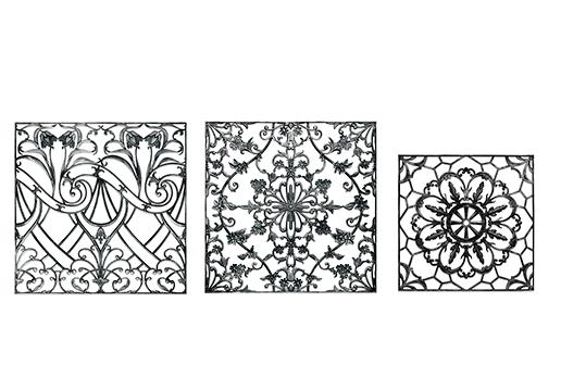 装飾アルミパネル単体