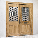 框扉専用 アルミ装飾パネル